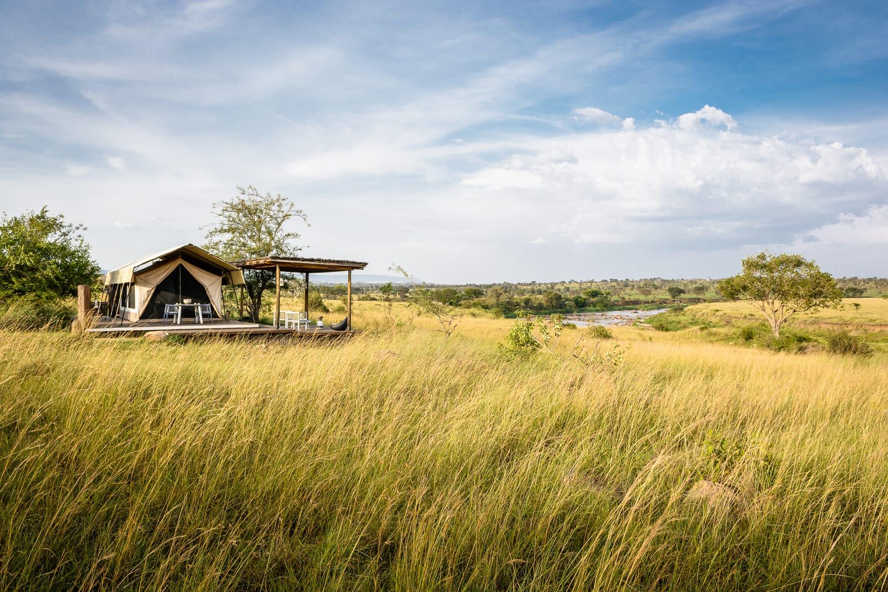 Mara River Tented Camp 5