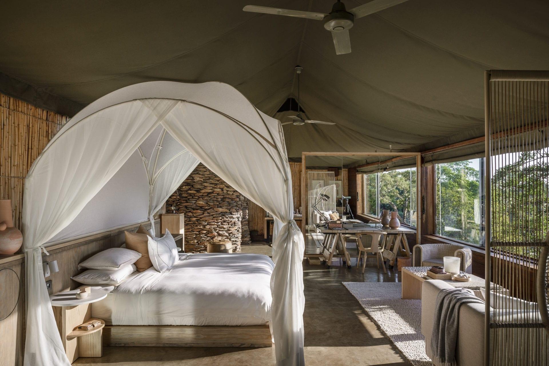 Singita Faru Faru Lodge Suite