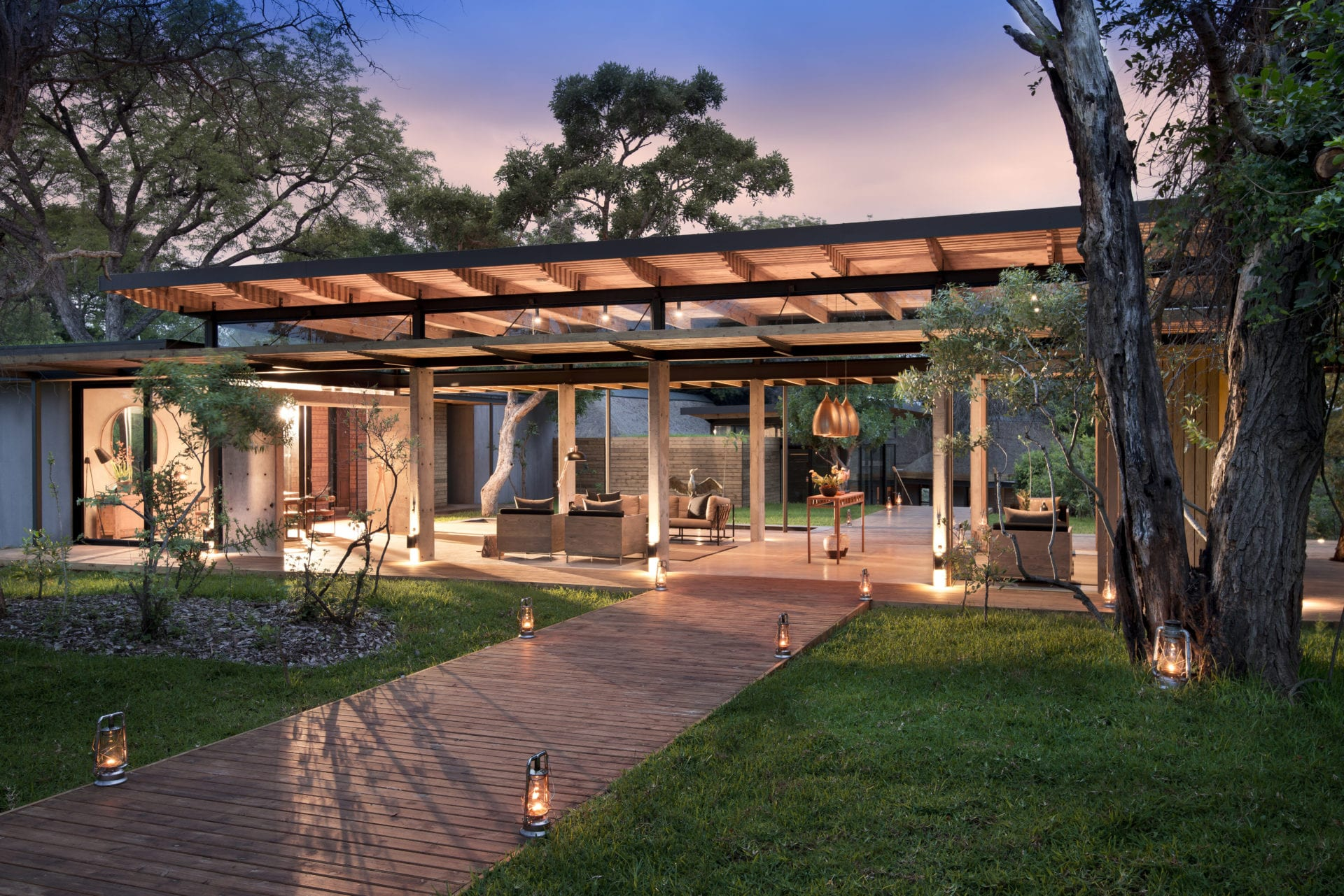 Lion Sands Ivory Lodge 1 Welcome Area10