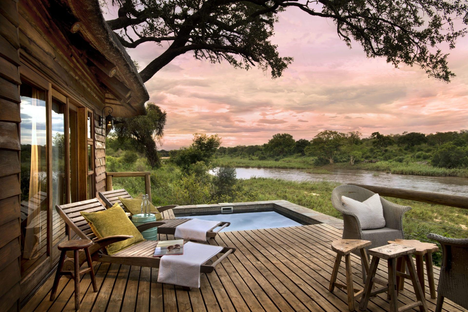 Lion Sands Narina Lodge 3 Suite Views